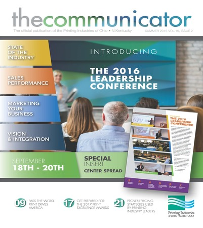 2016 Summer Communicator