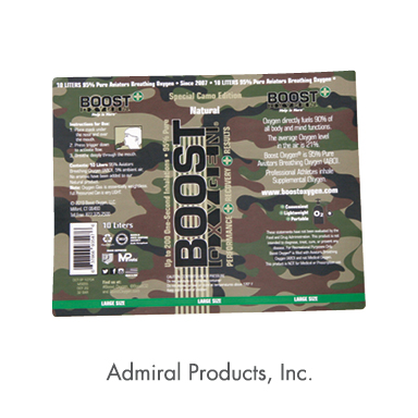Admiral Products, Inc.